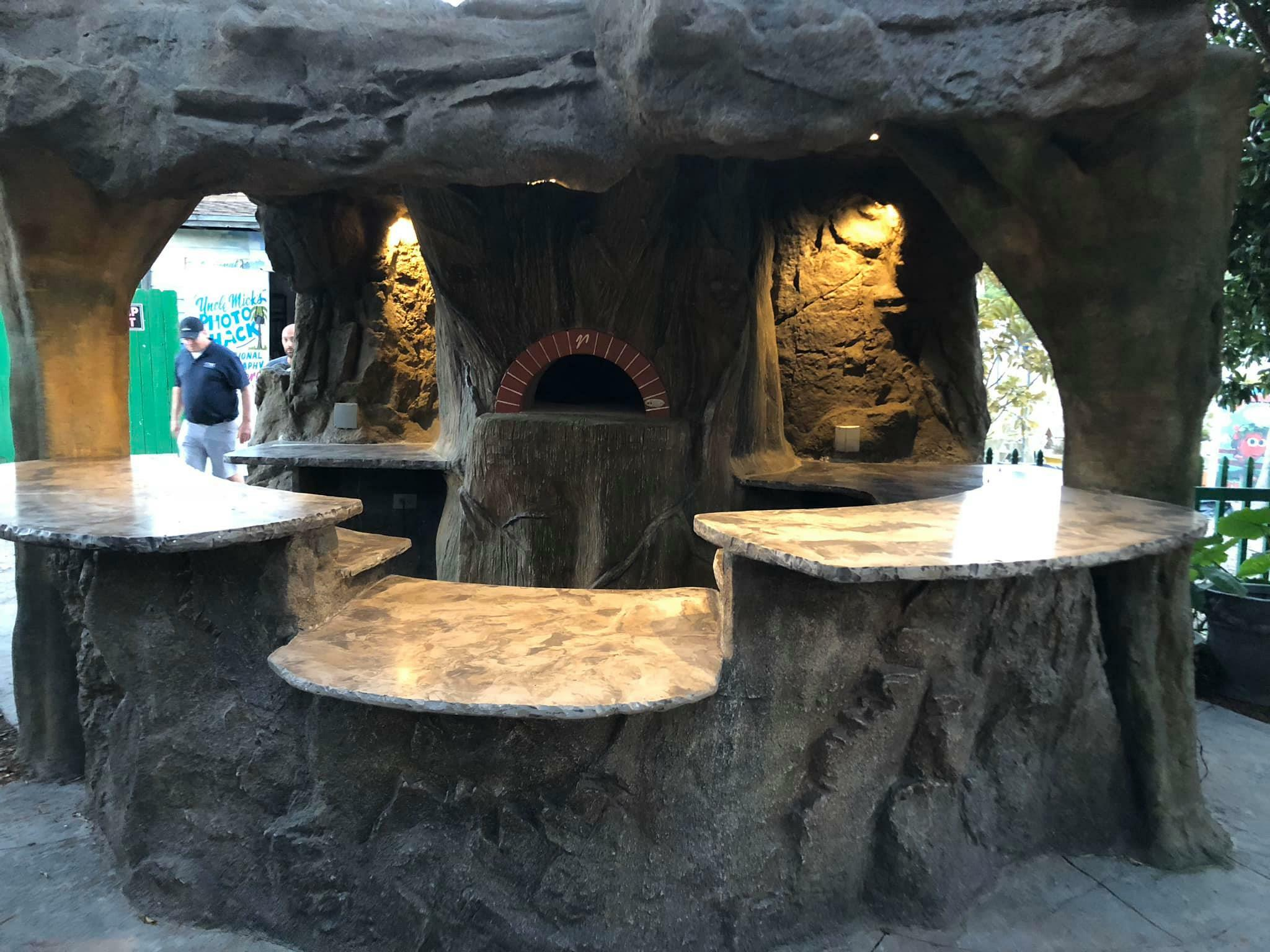 Caves and Grottos1.2 entertainment center