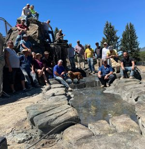 Montana Waterfall Project